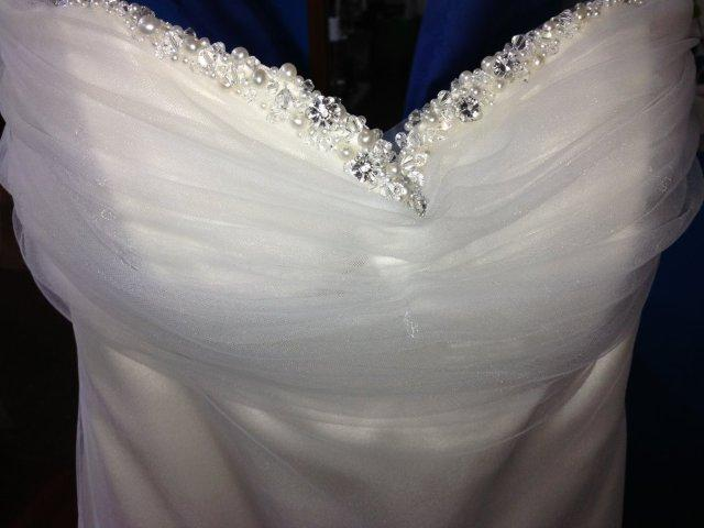 Dress bridal  dry clean sydney