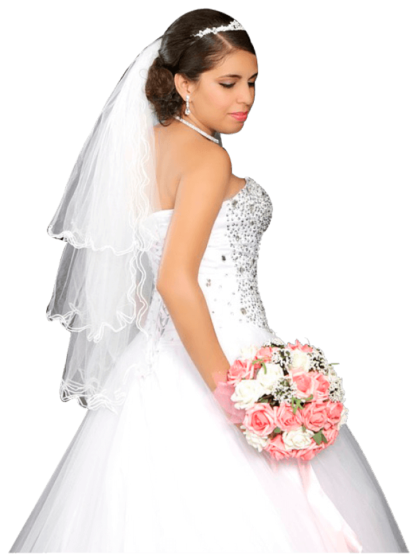 Wedding dress instant quote